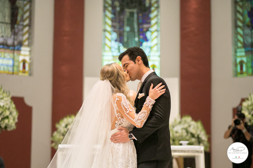 fotografia de casamento curitiba Paróquia São Francisco de Paula