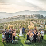 Destination Wedding at Villa Artimino, Florence (Tuscany)