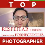 #47 – Ser fotógrafo TOP: respeite o trabalho dos outros fornecedores
